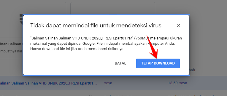 Download File VHD tanpa Limit